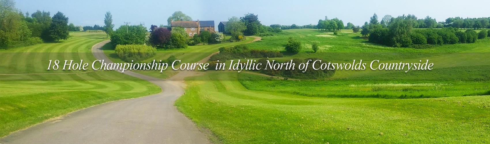 The Ryehill Golf Club